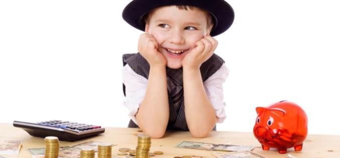 Финансовото образование за деца – има ли смисъл?