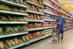 Учете детето да пазарува правилно